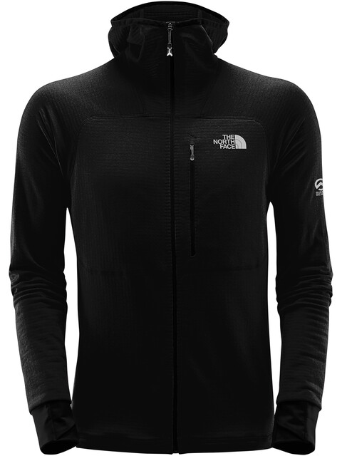 The North Face M's L2 Proprius Fleece Hoodie Jacket TNF Black